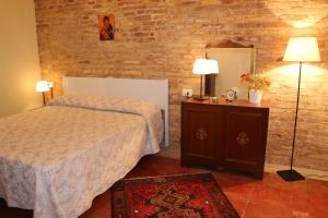 La Casa Sul Borgo, Apartments  Lapedona - big - 30