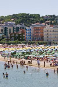 Strand Hotel, Hotels  Gabicce Mare - big - 89