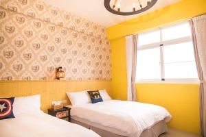 Sun Giraffe Taitung B&B, Priváty  Taitung City - big - 19