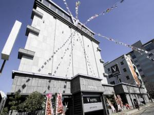 V Hotel, Hotely  Pusan - big - 24