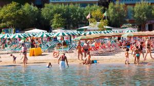 Strand Hotel, Hotels  Gabicce Mare - big - 125