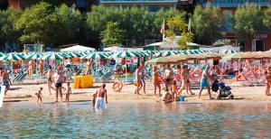 Strand Hotel, Hotels  Gabicce Mare - big - 176