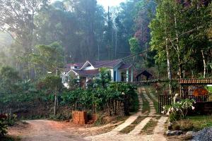 Three Hills Coorg, Villas  Madikeri - big - 18