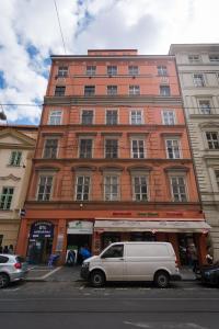 EMPIRENT Mucha Apartments, Apartmány  Praha - big - 56