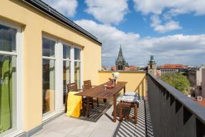 EMPIRENT Mucha Apartments, Apartmány  Praha - big - 62