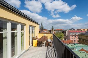 EMPIRENT Mucha Apartments, Apartmány  Praha - big - 63