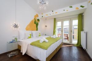 EMPIRENT Mucha Apartments, Apartmány  Praha - big - 64