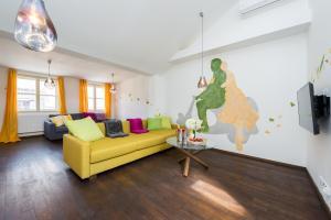 EMPIRENT Mucha Apartments, Apartmány  Praha - big - 80