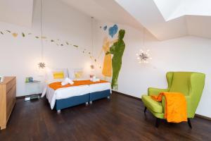 EMPIRENT Mucha Apartments, Apartmány  Praha - big - 84