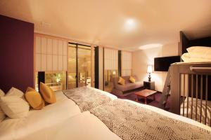 Japanese Style Family Room - Open-Air Bath - Annex