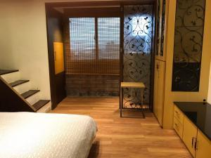 O2 Hotel - Ximen Branch, Apartmanok  Tajpej - big - 49