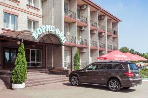 Vita Park Borysfen, Hotely  Kyjev - big - 14