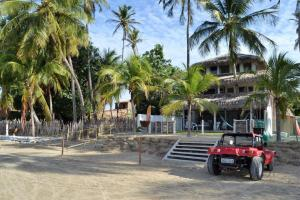 Nordestina Casa de Mar, Case vacanze  Icaraí - big - 16