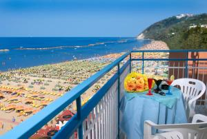 Strand Hotel, Hotels  Gabicce Mare - big - 174