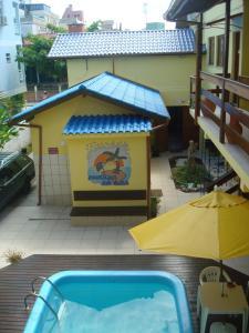 Pousada da Ilha, Penziony  Florianópolis - big - 9