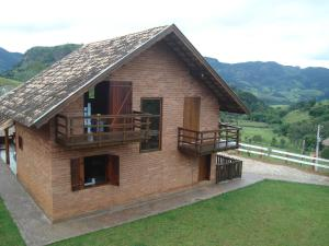 Two-Bedroom Chalet with Spa Bath