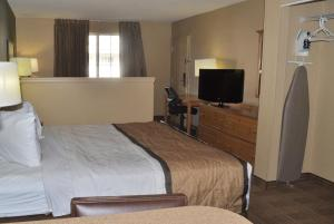 Deluxe Studio with 1 King Bed and on Sofa Bed - Disability Access - Non-Smoking
