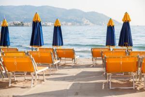 Hotel Golfo E Palme, Hotel  Diano Marina - big - 60