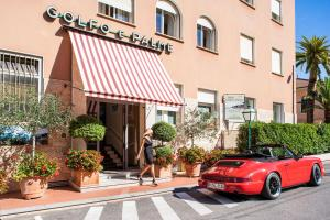 Hotel Golfo E Palme, Hotel  Diano Marina - big - 58