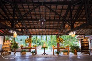 Fazenda Caturama, Prázdninové domy  Areal - big - 54