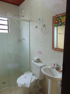 Pousada Villa Da Montanha, Penzióny  São Bento do Sapucaí - big - 31