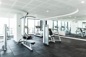 Canvas Suites on Flinders, Apartments  Melbourne - big - 54