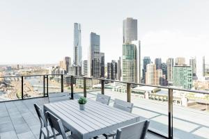 Canvas Suites on Flinders, Apartments  Melbourne - big - 49