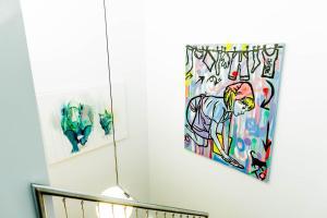 Canvas Suites on Flinders, Apartments  Melbourne - big - 56