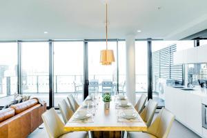 Canvas Suites on Flinders, Apartments  Melbourne - big - 39
