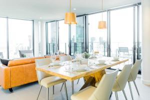 Canvas Suites on Flinders, Apartments  Melbourne - big - 37