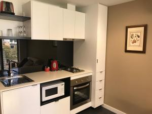Aura on Flinders Serviced Apartments, Aparthotels  Melbourne - big - 21