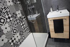 Studio Saint-James, Apartments  Bordeaux - big - 11