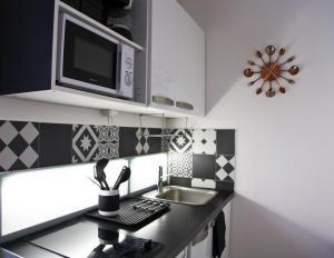 Studio Saint-James, Apartments  Bordeaux - big - 5