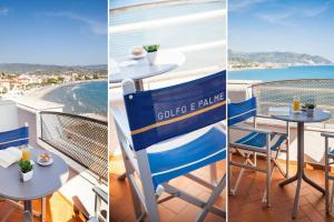 Hotel Golfo E Palme, Hotel  Diano Marina - big - 15