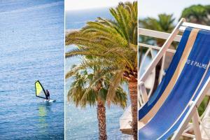 Hotel Golfo E Palme, Hotel  Diano Marina - big - 57