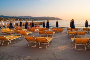 Hotel Golfo E Palme, Hotel  Diano Marina - big - 32