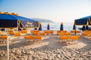 Hotel Golfo E Palme, Hotel  Diano Marina - big - 40