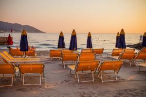 Hotel Golfo E Palme, Hotel  Diano Marina - big - 62