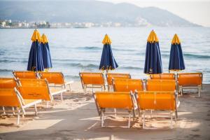 Hotel Golfo E Palme, Hotel  Diano Marina - big - 72