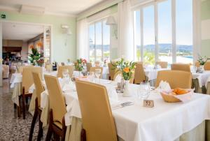 Hotel Golfo E Palme, Hotel  Diano Marina - big - 64