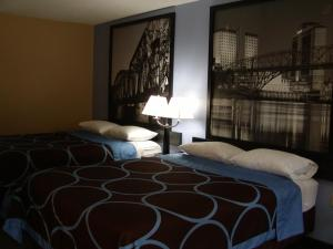 Super 8 Bossier City/Shreveport Area, Hotely  Bossier City - big - 7