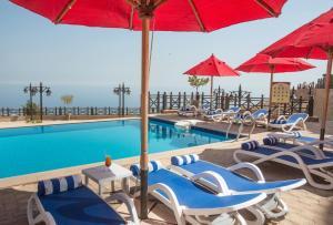 Отель EL Jabal Sokhna Hotel, Айн-Сохна