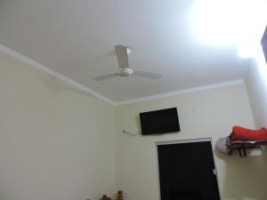 Habitación Doble Económica con ventilador