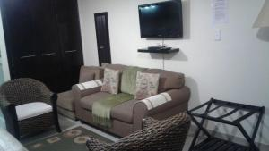 Marlborough Beachfront Apartments, Apartmány  Durban - big - 15