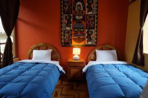 Hostel Andenes, Hostelek  Ollantaytambo - big - 1