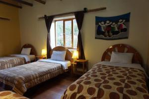 Hostel Andenes, Hostelek  Ollantaytambo - big - 2