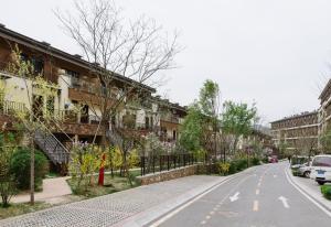 Beijing GuBei Water town Great Wall Yuanzhu Sweet Apartment, Apartments  Miyun - big - 16