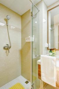 Beijing GuBei Water town Great Wall Yuanzhu Sweet Apartment, Apartments  Miyun - big - 19