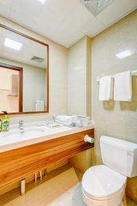 Beijing GuBei Water town Great Wall Yuanzhu Sweet Apartment, Apartments  Miyun - big - 20