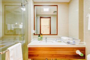 Beijing GuBei Water town Great Wall Yuanzhu Sweet Apartment, Apartments  Miyun - big - 21